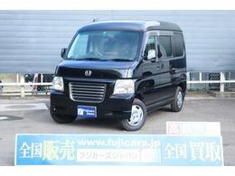 ホンダ バモスホビオ 660 ターボ 4WD FOCS GT HDDナビ