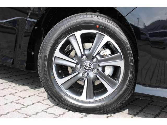 国産タイヤのZSキラメキ専用16インチアルミホイール☆ホイールの変更やローダウンのカスタムも承っております!