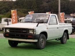 日産 ダットサン トラック ガソリン コラム5MT 定員3名 Z16S