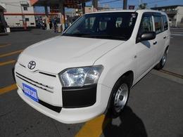 トヨタ プロボックスバン 1.5 DX コンフォート 車検1年/SDナビ/ETC/キーレス/運転席PW