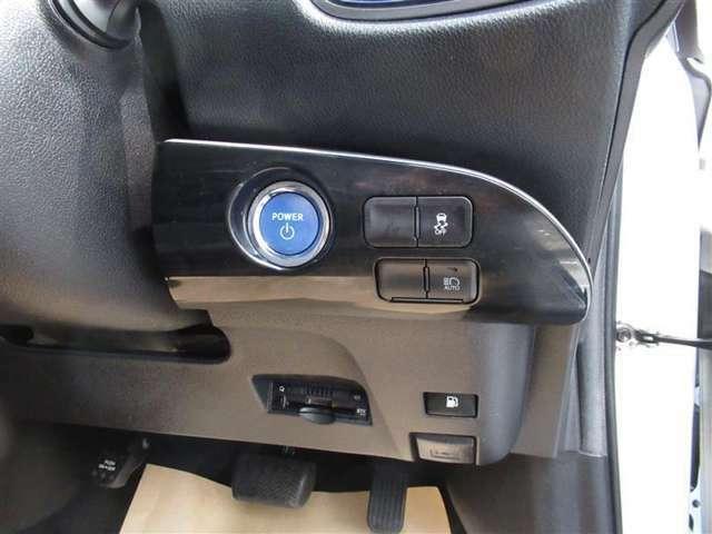 「ETC」装備です!ETC本体は目立つところに設置していないのでデザイン的にも安全性も高いです。高速道路をご利用される方の必需品です。
