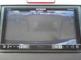 ◆◆バックカメラの画像です。スムースな車庫入れをサポートいたします!車庫入れの安心感がアップしますね☆