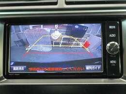 バックカメラ付き♪車庫入れ、バックでの駐車時に後方が見える事での安心感は大きいです☆一度装備したら外せなくなるアイテムです。