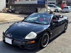 三菱 エクリプススパイダー の中古車 GTS 京都府京都市南区 80.0万円