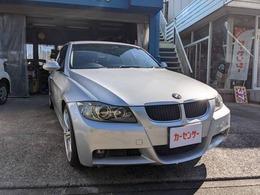 BMW 3シリーズ 323i ETC/社外ナビ/アルミホイール