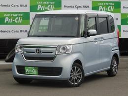 ホンダ N-BOX 660 G L ホンダセンシング 4WD 助手席側PSD 純正オーディオ エンスタ