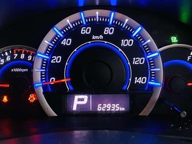 走行62935km