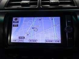 ナビ付なので、遠出の際も道に迷うことはありません♪安心してドライブをエンジョイして下さい♪(NSZT-W62G)