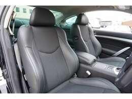 ★【黒半革シート】【電動シート】運転席シートのコンディションをご確認下さい!!★
