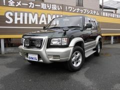 いすゞ ビッグホーン の中古車 3.5 プレジールII ロング 4WD 埼玉県さいたま市見沼区 79.9万円