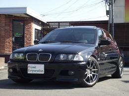 BMW 3シリーズ 325iM 公認改ピロ車高調E46M3用S54EGゲトラグ6速