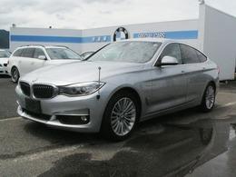 BMW 3シリーズグランツーリスモ 320i 黒革 純正ナビ ETC