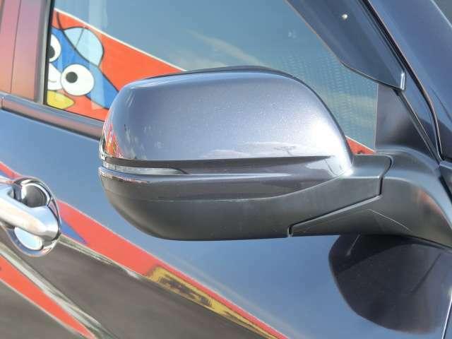 ★ウィンカードアミラー★他車への視認性・安全性はもちろんですが、見た目がやっぱり良いですね!!