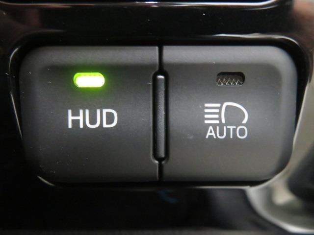 自動でヘッドライトのハイ・ローを切り替えてくれる便利な装備です