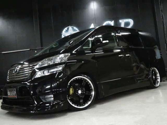 ◆BADXロクサーニ20インチAW◆新品フルタップ車高調◆お好みの車高にミリ単位で調節出来ます。 ◆もちろん車検にも対応しております◆