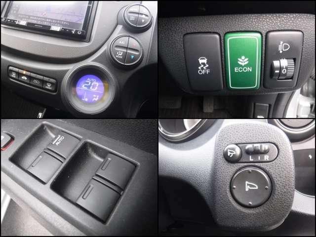 オートエアコン 横滑り防止装置 ヘッドライト角度調整可能 パワーウィンドウ 電格ミラー