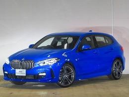 BMW 1シリーズ 118i Mスポーツ DCT 認定中古車 純正ナビ 禁煙車 ワンオーナー