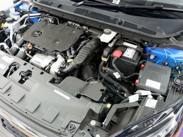 1500CC 4気筒ディーゼルターボエンジンを搭載。