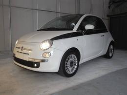 故障が少なく女性でも安心してお乗りいただけるイタリアっぽいかわいい車です♪