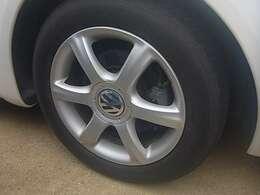 純正AW、輸入車のおしゃれは足元から!細部までこだわったデザインです。