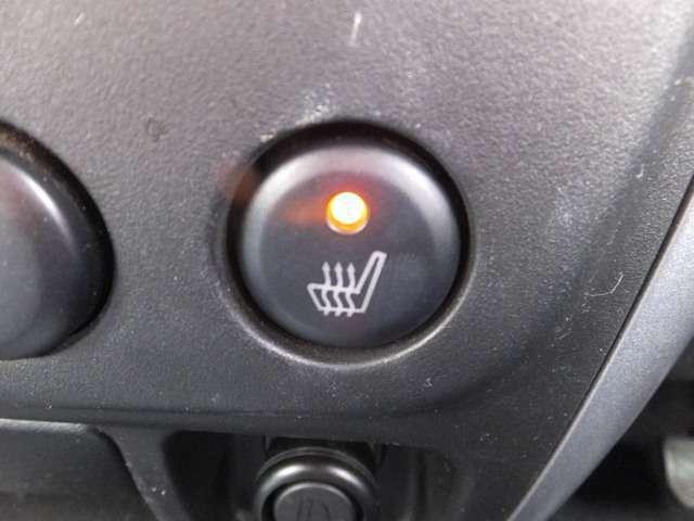 シートヒーター付き(*^^)v
