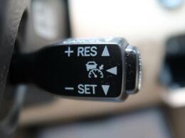 ●快適装備の【純正オプションのレーダークルーズコントロール】搭載車輌 長距離ドライブの必需品☆実用燃費を大幅に改善しハンドル操作のみで高速巡航&前車追従が可能な装備です☆