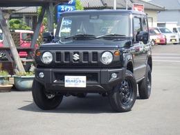 スズキ ジムニー 660 XL スズキ セーフティ サポート 装着車 4WD オートマ車 スマートキー シートヒーター