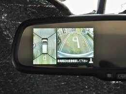 アラウンドビューモニター グルッとひと回り画像で見渡すことが出来ます~ 車庫入れや縦列駐車、旋回時にスムーズな取り回し~