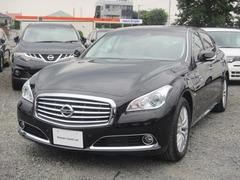 日産 シーマハイブリッド の中古車 3.5 VIP G 神奈川県相模原市中央区 650.0万円