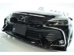 トヨタ マークX 2.5 250G 新品モデリスタ新品車高調新品19アルミ