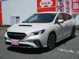 スバル レヴォーグ 1.8 STI スポーツ EX 4WD 電動Rゲート アイサイトX 登録済未使用車