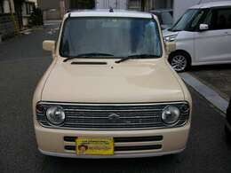 人気のお車かわいいデザイン!女性にもおすすめのお車です!