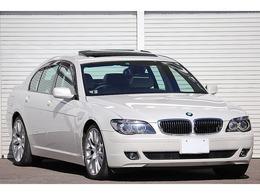 BMW 7シリーズ 750i 走行46900km 150台限定 Individual 最終型