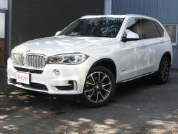 BMW X5 xドライブ 35d xライン 4WD ワンオーナー ディーラー記録簿 禁煙車