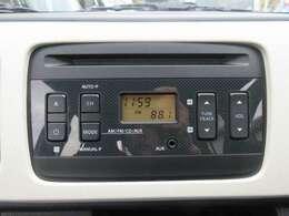 CD再生/AM/FMラジオ聴けます♪