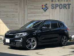 BMW X1 sドライブ 18i Mスポーツ インテリセーフ ワンオーナー 純正OPAW