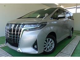 トヨタ アルファード ハイブリッド 2.5 X 4WD 純正ナビETC電源100V