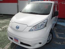 日産 e-NV200バン GX 2人乗 インテリキー シート&ハンドルヒーター