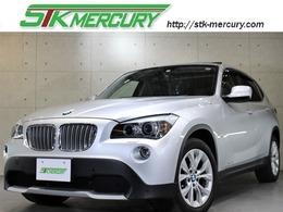 BMW X1 xドライブ 28i ハイラインパッケージ 4WD サンルーフ黒革暖シート純ナビBカメETC