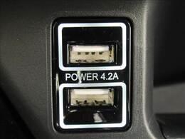USBインターフェース装備。
