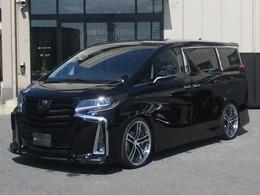トヨタ アルファード 2.5 S 新車カスタム 車高調 22AW 両側電動