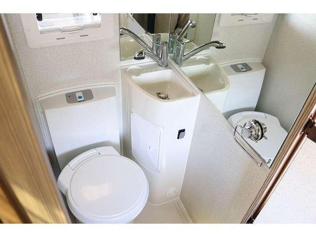 マルチルーム トイレ 温水シャワー付き