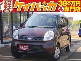 日産 モコ 660 E ショコラティエ CDデッキ スマートキー