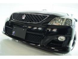 トヨタ クラウンアスリート 2.5 アニバーサリーエディション 特別仕様車 新品ホイールタイヤ新品車高調