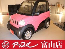 輸入車その他 EV 超小型電気自動車 e-Apple リチウムイオン電池使用車