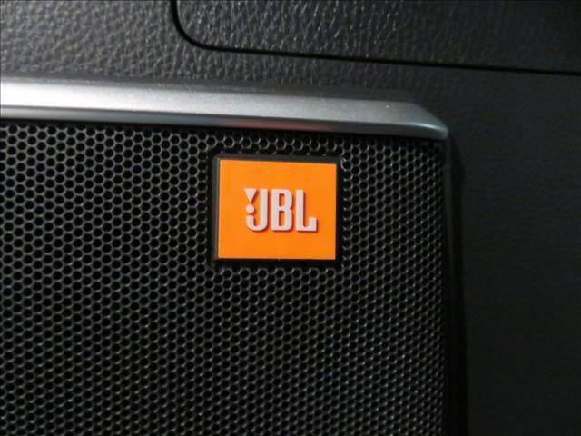 JBLサウンドシステム!