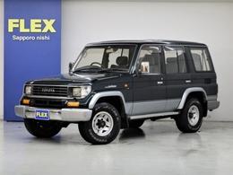 トヨタ ランドクルーザープラド 3.0 EXワイド ディーゼルターボ 4WD オリジナル仕様 デフロック 本州仕入れ車