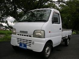 スズキ キャリイ 660 KD(パワーステアリング付) 3方開 4WD ワンオーナー 禁煙