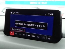 オーディオはCD・DVDプレーヤー、地デジ(フルセグ)にUSBオーディオ、Bluetoothオーディオにも対応しています。