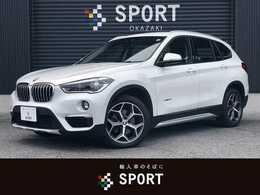 BMW X1 sドライブ 18i xライン HDD カメラ インテリセーフティ LED